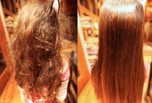 How to detangle dry hair without damage